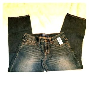 Old Navy Boys Bootcut Jeans size 10